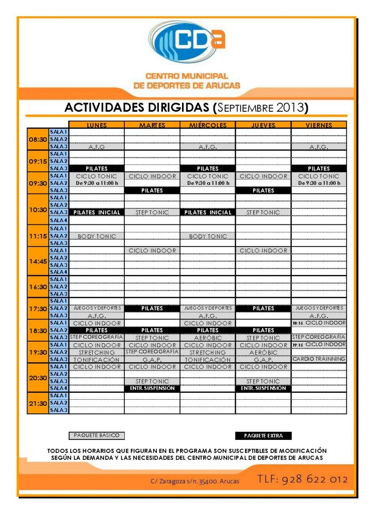 CUADRO DE ACTIVIDADES cda 09 Septiembre 2013_Página_2