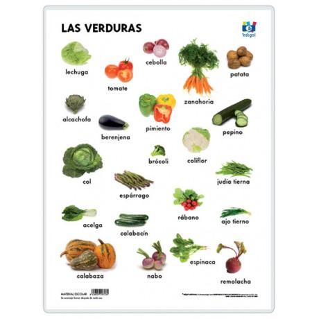 las-verduras