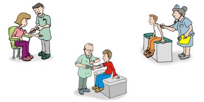 revisión médica