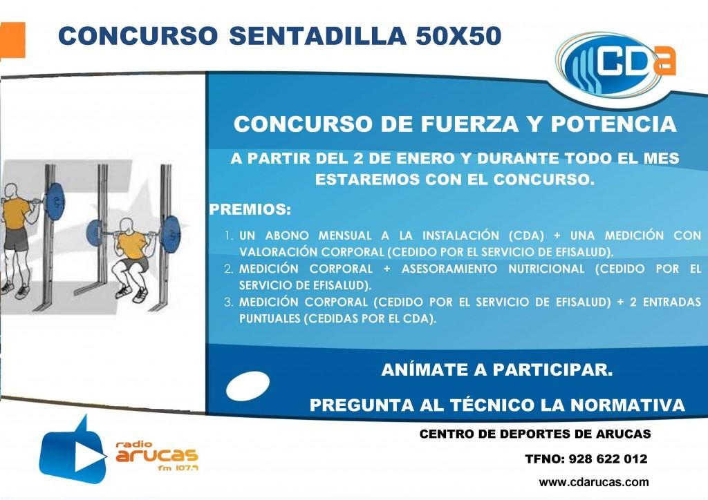 CARTEL concurso 50x50 enero'13