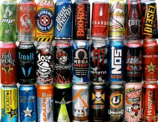Resultado de imagen de bebida energetica