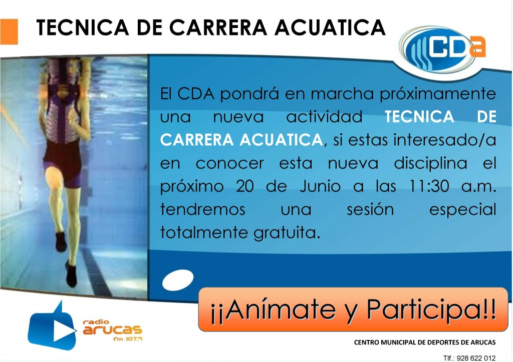 cartel aqua running