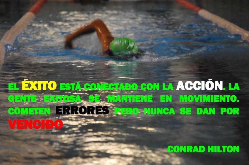 Éxito y acción