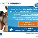 ACTIVIDADES GRATUITAS: Cardiotraining en el puertillo y Cda-Dance en la Plaza de San Juan