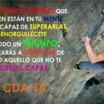 CDA-TE: Superando barreras