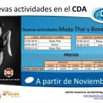 NUEVA ACTIVIDEAD EN EL CDA: