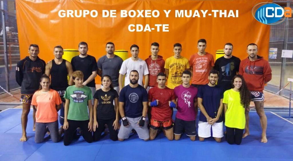 Boxeo y Muay-Thai