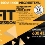 INSCRÍBETE EN LA SPORT DISCO CDA-FIT EXPRESSION SESION