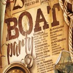 BOAT PARTY EL 23 DE MAYO CON MULTIACTIVIDADES
