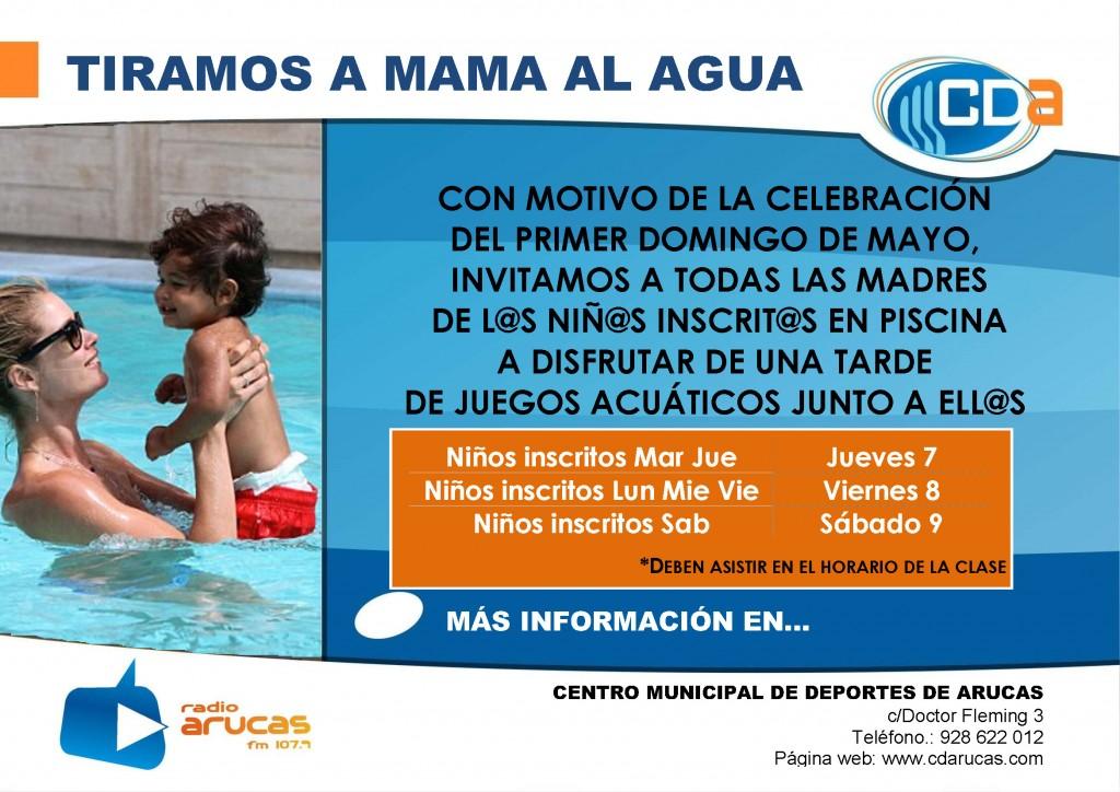 CARTEL Dia de la madre cda Mayo 2015