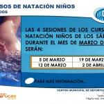 CURSOS DE NATACIÓN LOS SÁBADOS