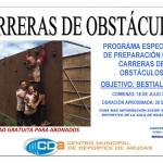 Programa Carrera de Obstáculos